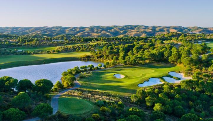 campos de golf no algarve